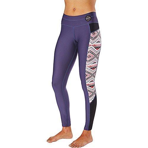 Dakine Lizzy Persuasive Surf Leggings voor dames, lichtgewicht, met beschermingsfactor 50+ zonnebescherming, flatlock-naden