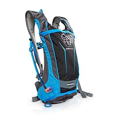 Water Buffalo Hydration Backpack   Hydration Pack & 2 Liter BPA Free Bladder   Multiple Pockets For All Your Essentials