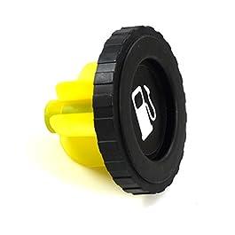 Cartec 407500 Bouchon Universel de Dépannage pour Réservoir Essence & Diesel