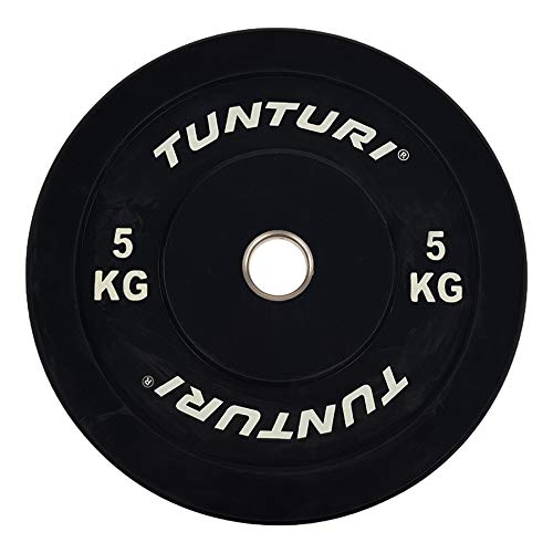 Tunturi Disco Manubrio 25 kg Nero