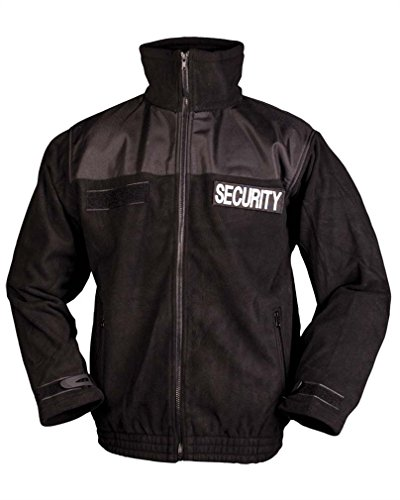 Mil-Tec Fleecejacke Security XL