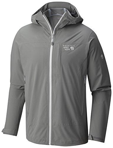 Mountain Hardwear Men's Stretch Ozonic Jacket - Manta Grey - Medium