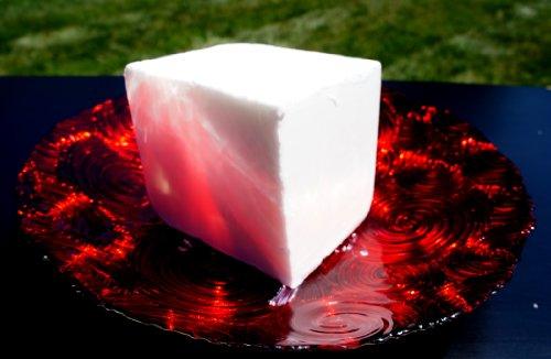 Soap Base with Shea Butter Glycerin Melt & Pour Organic 100% Pure 5 LB, 2.27 kg