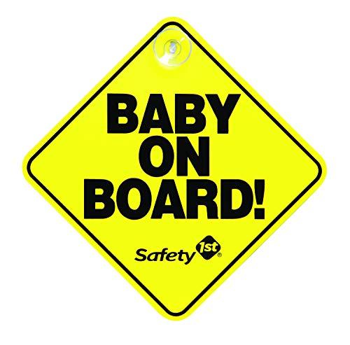 Safety 1st Señal de Bebe a Bordo