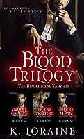 The Blood Trilogy: The Blackthorne Vampires 1-3