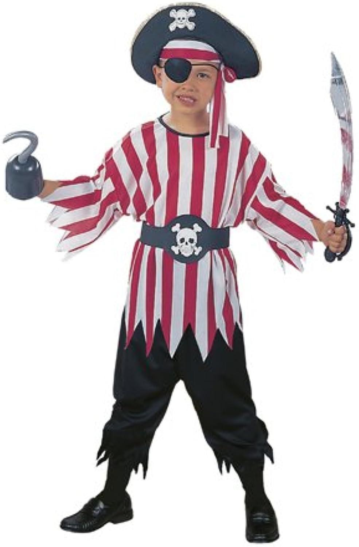 100% a estrenar con calidad original. Disfraces RG 19010-S del muchacho del del del pirata del traje - Tama-o Peque-o Ni-o-  precios razonables