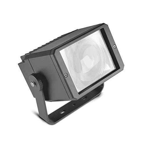 YXRPK 30W LED Proiettore da Esterno Impermeabile IP65 6500K Bianco Freddo Faretto Faro Illuminazione Facciata di Casa Parchi Giochi Giardini Edifici