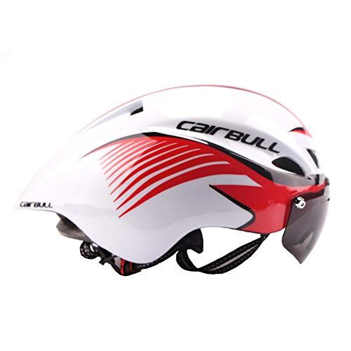 Greaked Casco de ciclismo ultraligero para bicicleta de carretera, casco aerodinámico para...