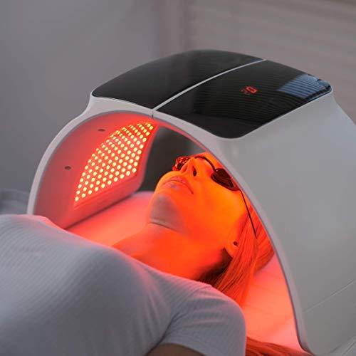 Vansaile Photon PDT LED Light Photo Facial Mask Skin Therapy Beauty Machine 3 Colors