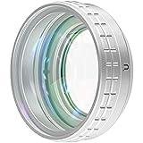 Ulanzi WL-1 2 in 1 18mm Weitwinkel- und 10x Makroobjektiv für Sony ZV1 Kamera - Weiß