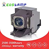 EOSLAMP 5J.J7L05.001 5J.J9H05.001 Replacement Projector Bulb with Housing for BenQ W1070 W1080ST HT1075 HT1085ST Projector