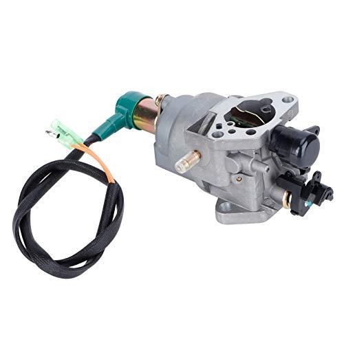 Fdit En línea con estrictos estándares de Calidad de producción, Piezas de Repuesto de carburador para generador, aptas para Accesorios de Motor de Gasolina Honda 188/190f