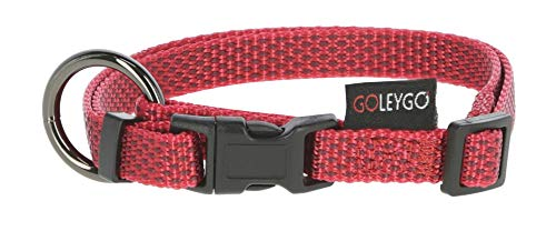 GoLeyGo Kerbl 2.0 Flat Set - Halsband Leine Adapter-Pin, klick Magnetverschluss
