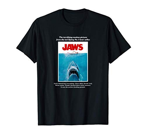 Jaws Original Movie Poster T-Shirt