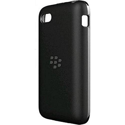 Blackberry ACC-54809-201 Q5 Premium Shell Case schwarz mit Granite grau