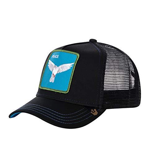 Goorin Bros. Baseballmütze für Herren, Snapback-Stil, modisch und originell Gr. Einheitsgröße, Peacekeeper