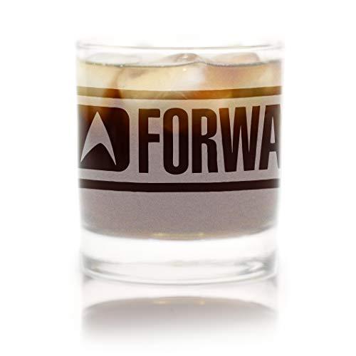 スタートレック 次世代 10 フォワードロック ガラス スペシャルエディション 宇宙 ホワイトフロストライン プレミアムエッチング ガラスにガラス1枚付き 11オンス