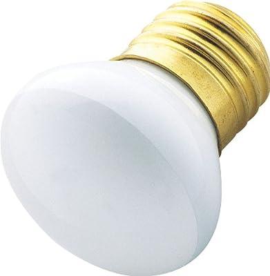 Westinghouse 0362300, 25 Watt, 120 Volt Frosted Incand R14 Light Bulb, 1500 Hour 175 Lumen