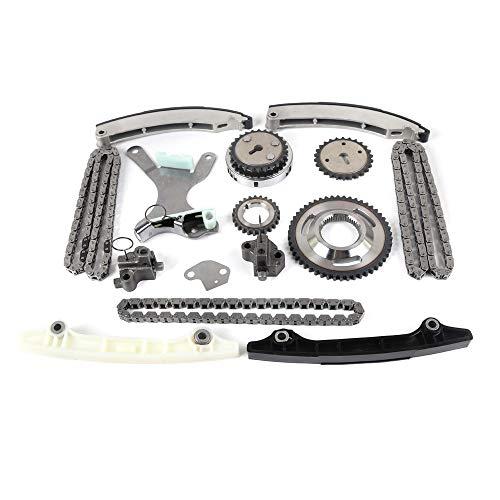 Engine Timing Chain Kit 3.7L Fits 04-09 for Dodge Durango   04-10 for Dodge Dakota Ram 1500   04-12 for Jeep Liberty   05-10 for Jeep Grand Cherokee   06-09 for Mitsubishi Raider NGC