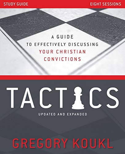 Tactics: A Guide to Effectively Discussing Your Christian Convictionsの詳細を見る