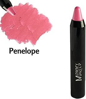 Triple Sticks Lipstick & Cream Blush [Penelope] - Moisturizing long-wearing lip color with medium coverage for lips and cheeks