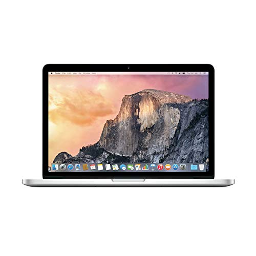 "Apple MacBook Pro Retina 13"" ME864LL/A / Intel Core i5 2.4 GHz / RAM 8 GB / 250 GB SSD / Tastatur QWERTY us (Generalüberholt)"
