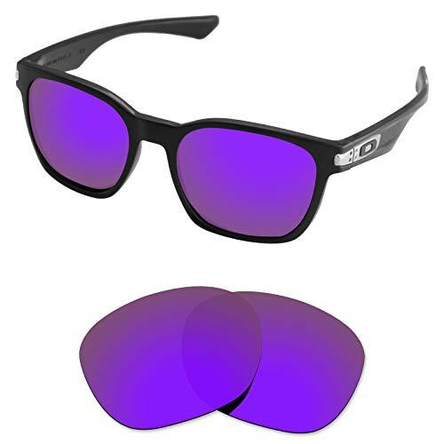 sunglasses restorer Cristales Polarizados de Recambio Purple Mirror para Oakley Garage Rock