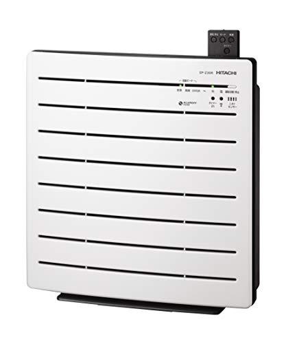 日立 空気清浄機 クリエア ~15畳 床置き・卓上兼用タイプ PM2.5対応 リモコン付き EP-Z30R W ホワイト
