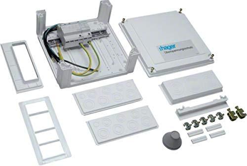 Hager Überspannungsschutz ZU84SL Klasse B Überspannungsableiter für Energietechnik/Stromversorgung 3250617811415