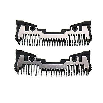 WuYan 2 Pack Replacement Razor Blades for Panasonic Wet/Dry Shaver ES8103S ES8101 WES9068 ES8109 ES8243 ES8249 Inner Blade