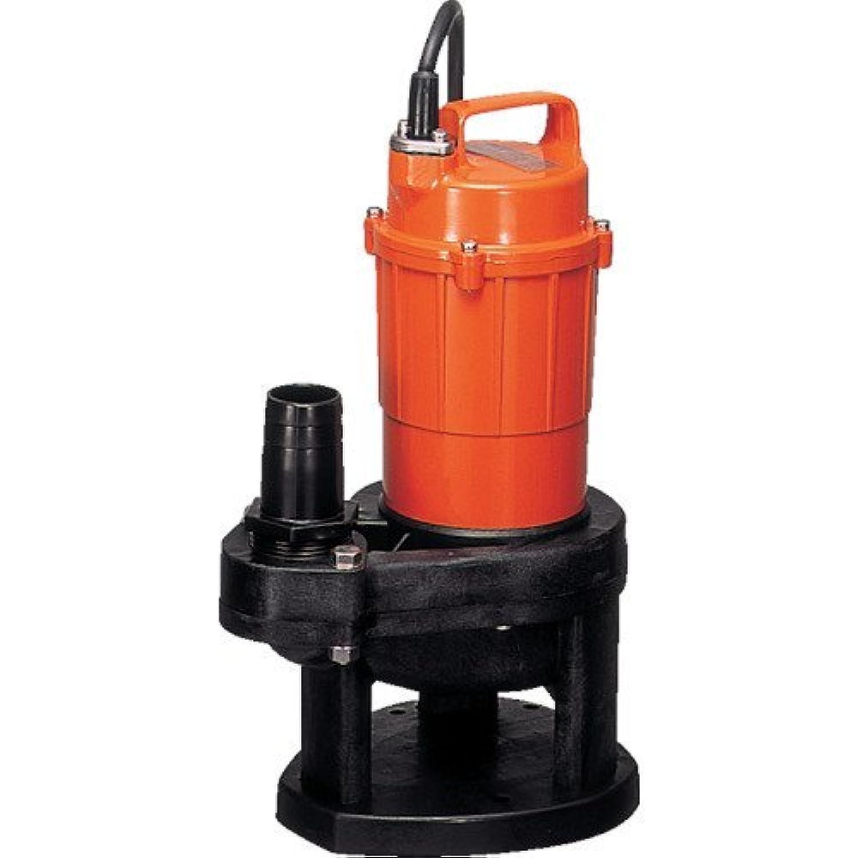寺田 小型汚物用水中ポンプ 非自動 60Hz SX150
