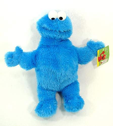 Sesame Street Elmo Big Bird Cookie Monster Plush Large Stuffed Doll 19' (Cookie Monster)
