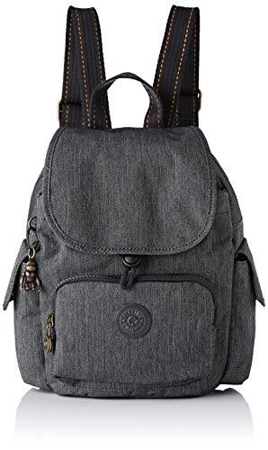 Kipling Damen City Pack Mini Rucksack Schwarz (Black Indigo)