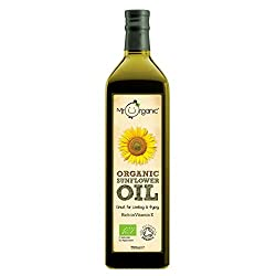 Organic & Natural Cold Pressed High in Omega 6 & 9