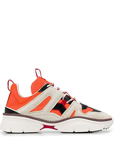 ISABEL MARANT ÉTOILE Luxury Fashion Damen BK005219A016S11OR Orange Sneakers | Herbst Winter 19