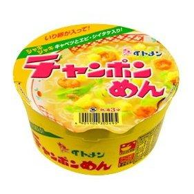 イトメン カップチャンポンめん(1セット12個)