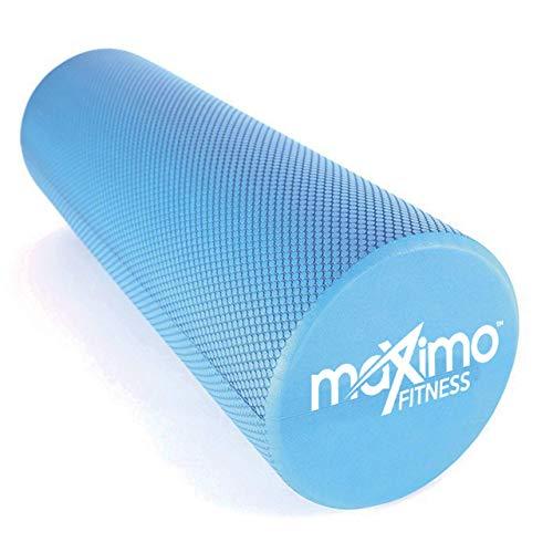 Maximo Fitness Eva Rollo Espuma, 15 x 45 cm, Azul