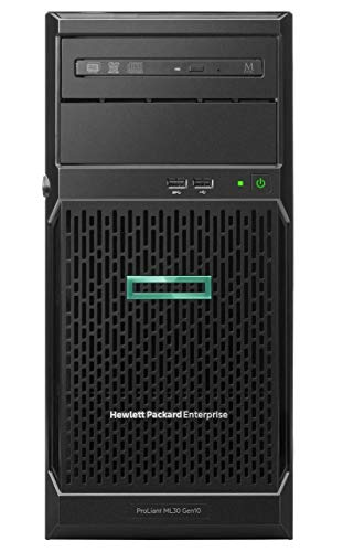 HP Server ProLiant ML30 GEN10 XEON E-2224 4-Core 3.4GHZ 8GB NO HDD Fuente DE ALIMENTACION 350W Formato 4U Torre