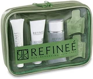 Refinee Skin Revitalizing Kit - 3 Piece Travel Sized Collection of Revitalizing Face Skincare Favorites 9.1oz