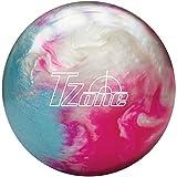 Brunswick - Palla da Bowling TZone Arctic Blast Cosmic in Tutti i Pesi, Frozen Flash, 3,6 kg