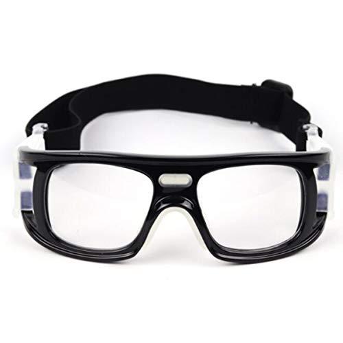 Mipan Schutzbrille, Basketball- / Fußballbrille Schutzbrille Fußball Sportbrille Brillenschutz