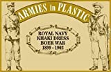Boer War 1899-1902 Royal Navy Khaki Dress (20) 1/32 Armies in Plastic by Armies in Plastic