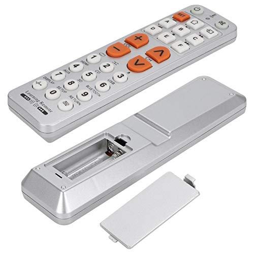 Emoshayoga Mando a Distancia de Repuesto con botón Grande para TV