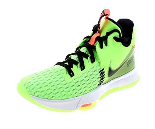 Nike Lebron Witness 5, Unisex-Erwachsene Basketballschuhe, - 300 - Größe: 37.5 EU