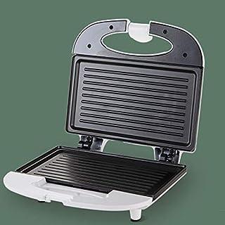 JYDQB Sandwich Maker électrique Oeufs Mini Griller Panini Cuisson Plaques Grille-Pain Multifonction antiadhésifs Accueil P...