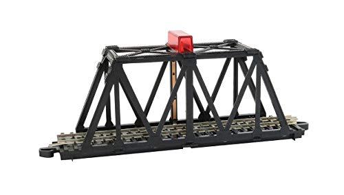 Bachmann Trains - E-Z Track Blinking Bridge - N Scale (44873)
