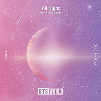 All Night (BTS World Original Soundtrack) [Pt. 3]