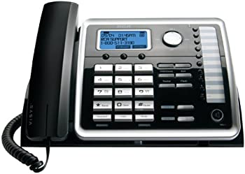 RCA 2-Line Corded Full Duplex Speakerphone
