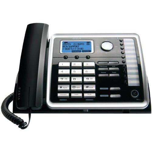rca corded cordless phones RCA 25214 na 1-Handset 2-Line Landline Telephone