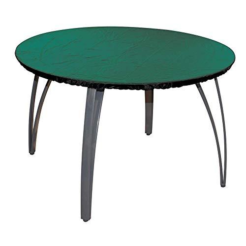 Bosmere Products Ltd p347 Protection d'écran Plus 4–6 Circulaire de Table réversible pour siège – Vert/Noir